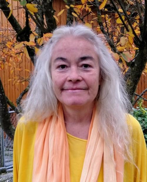 Porträt Rachel Aeschbach